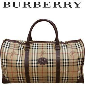 Burberry Bags - Authentic BURBERRYS unisex travel bag 59eb6e73b65c6
